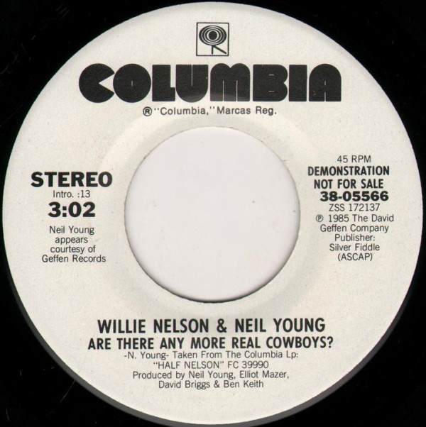 Neil Young & Willie Nelson