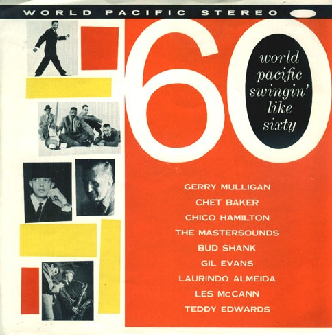 World Pacific (1960)-5 disc Sampler!