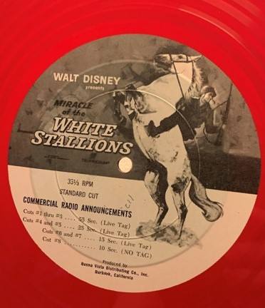 Walt Disney's White Stallion (1963)