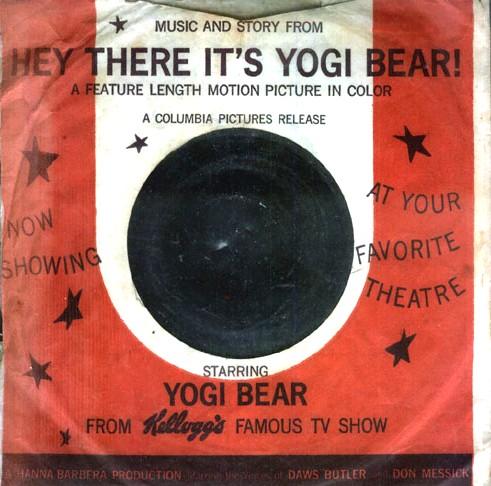 Yogi Bear(Daws Butler)