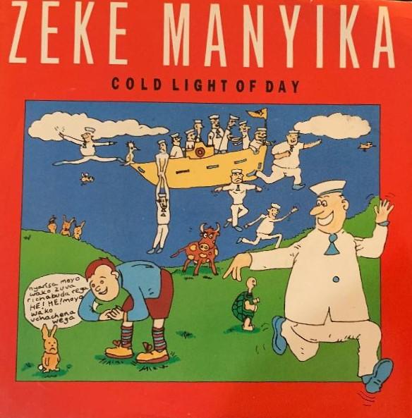 Zeke Manyika
